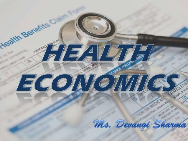 ECONOMICS HEALTH