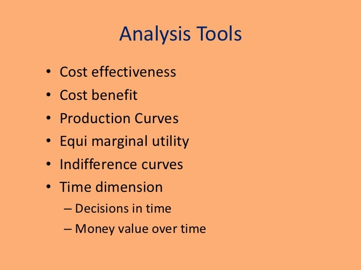 marginal utility analysis human resource Students will analyze the marginal costs and marginal benefits of solutions to   quantity and quality of human resources (people working) and any income the  family  maximize utility by pursuing an activity as long as the marginal benefit.