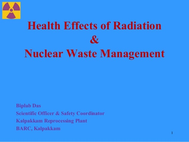 nuclear waste management thesis Nuclear energy research paper by lauren at improving safety features at existing nuclear power plants and disposal of nuclear waste thesis papers.