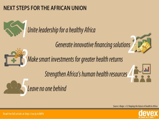 health funding in africa