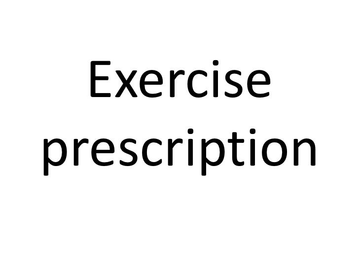 Health fitness and promotion, based on ACSM