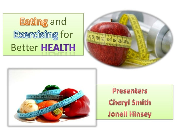 Health & Fitness<br />Presenters<br />Cheryl Smith<br />JonellHinsey<br />