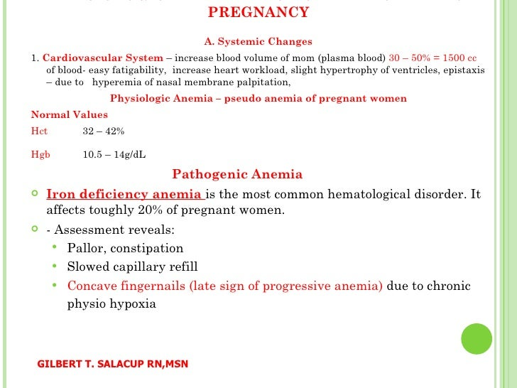 Maternal Amp Child Nursing Care Autosaved