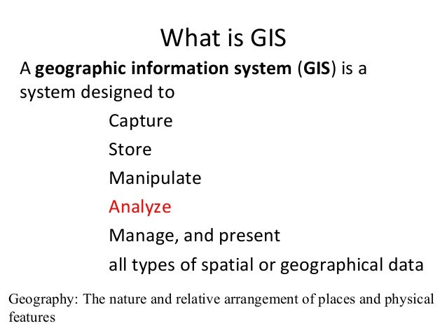 Health GIS (Geographic Information System)