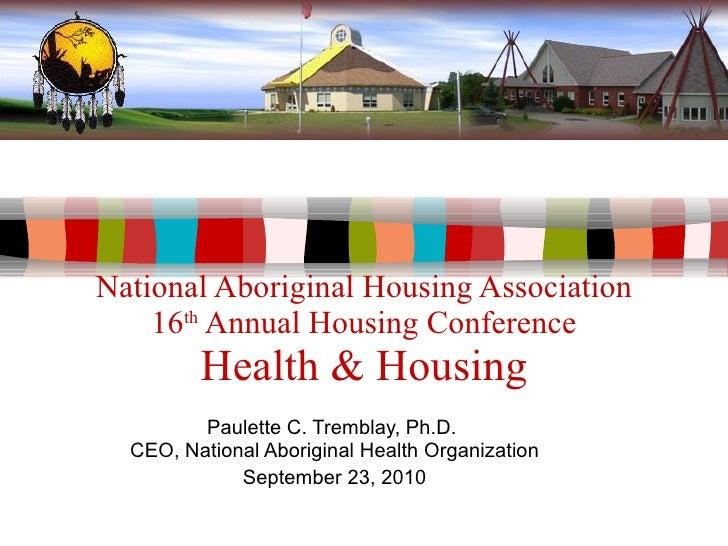 Health & Housing