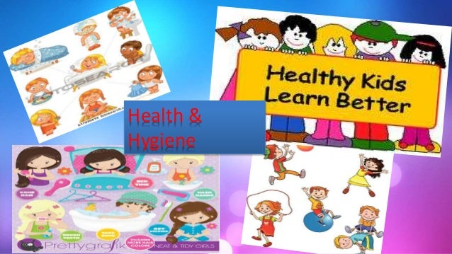 Health & hygiene powerpoint presentation