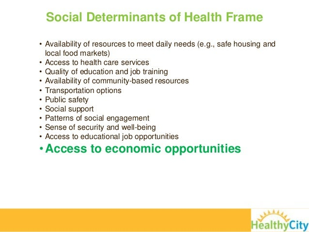 action on social determinants of health Ii social determinants of health the center for disease control's health impact pyramid makes clear that, if policymakers want to have the greatest impact on health.
