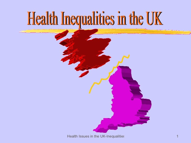 Health Inequalities in the UK