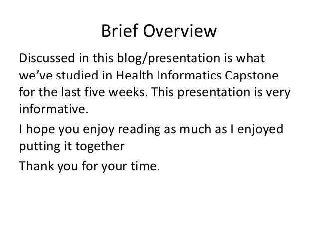 health informatics research paper topics