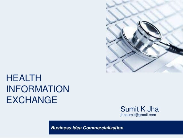 health information exchange essay Electronic medical information, hipaa laws - health information exchange.