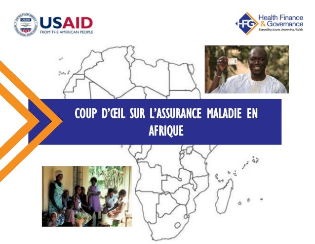 COUP D'ŒIL SUR L'ASSURANCE MALADIE EN AFRIQUE