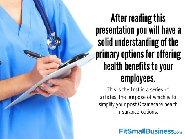 Small Business Health Insurance Made Simple