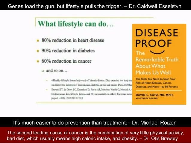 Dr michael roizen cancer