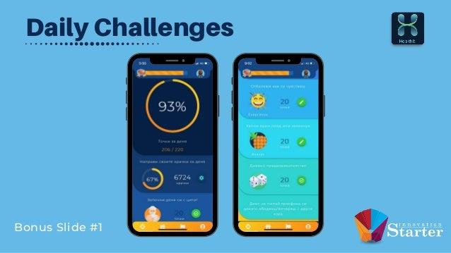 Daily Challenges Bonus Slide #1