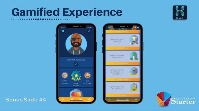 Gamified Experience Bonus Slide #4