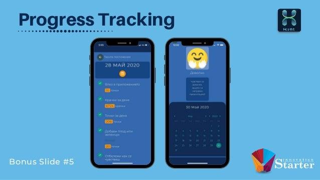 Progress Tracking Bonus Slide #5