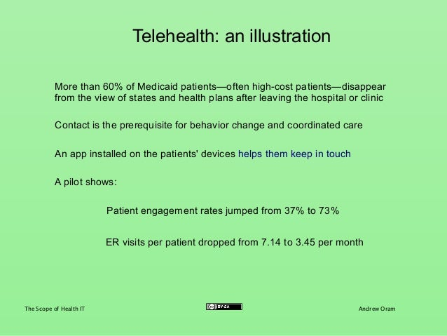 scope and challenges of telemedicine Telemedicine and telehealth have the overcoming 4 challenges in implementing telemedicine here we cover four common challenges to telemedicine and methods to.