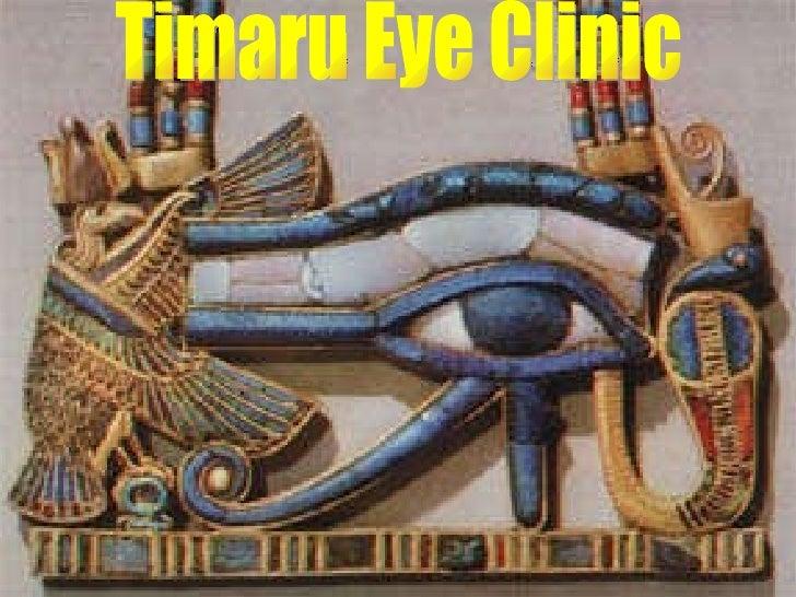Timaru Eye Clinic