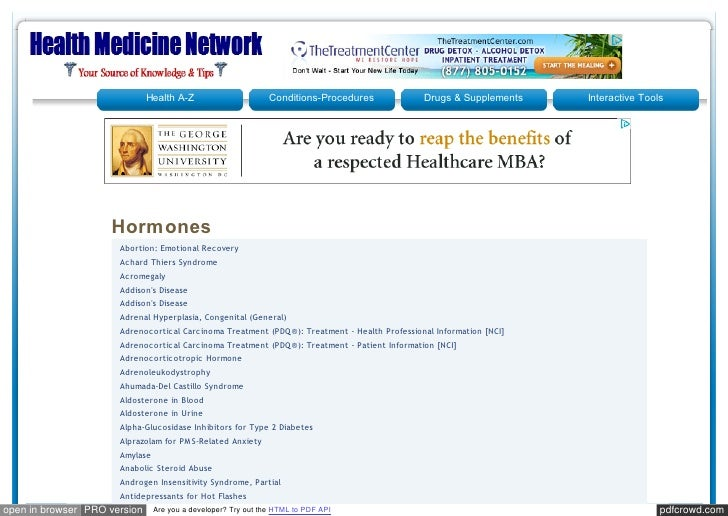 Health A-Z                       Conditions-Procedures          Drugs & Supplements    Interactive Tools                  ...