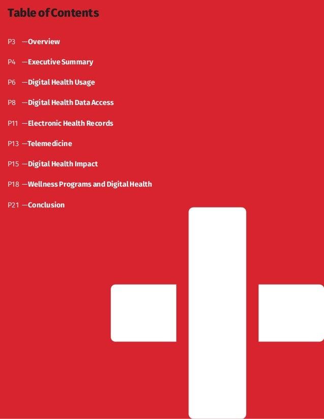 The 2016 HealthMine Digital Health Report Slide 2