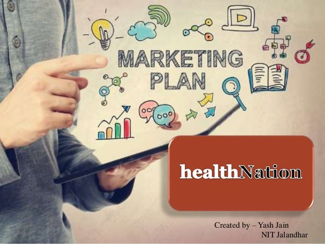 Health Nation Google App 39 Marketing Plan 39