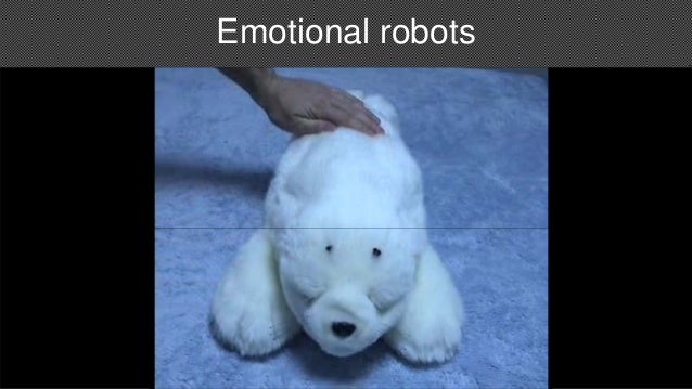 Robots or real dogs?