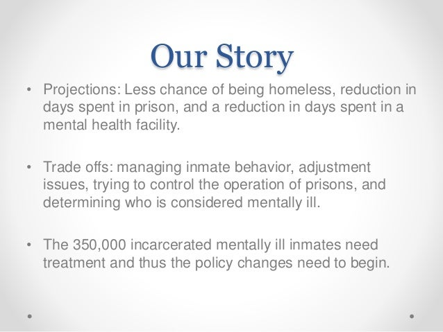 An Essay on the Rehabilitation of Prison Inmates