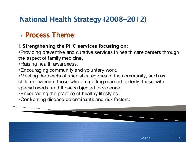 competitive price 6cc36 16c9c 51. 6 5 2013 51 National Health Strategy ...