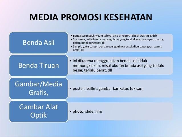 Metode Health Promotion
