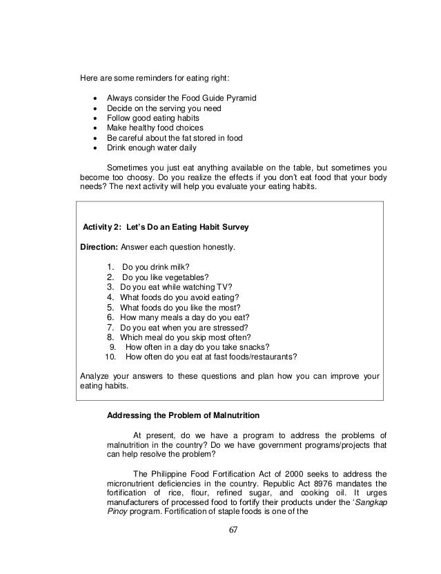 K TO 12 GRADE 7 LEARNING MODULE IN HEALTH (Q1-Q2)