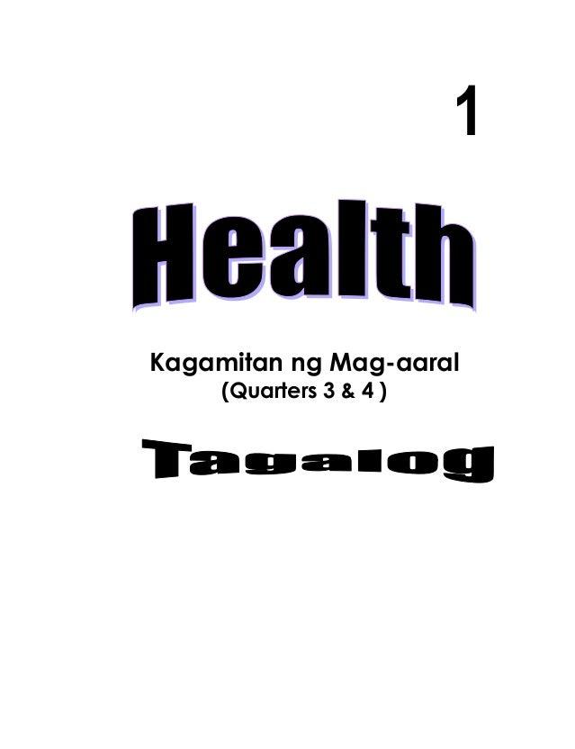 1 Kagamitan ng Mag-aaral (Quarters 3 & 4 )