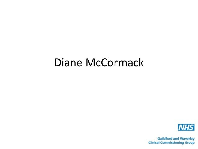 Diane McCormack