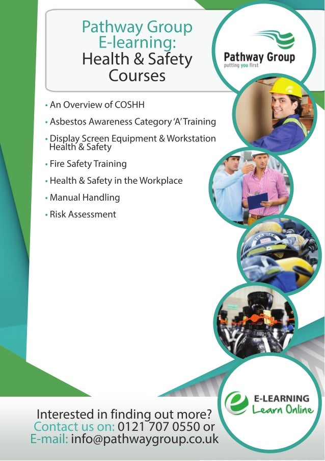 Health & Safety Course Catalogue