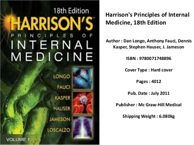 Health Sciences Harrison Medicine Online Bookstore