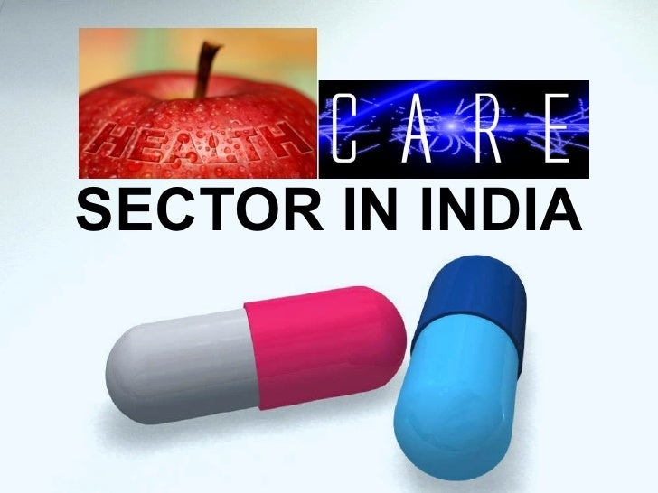Health Sector in India Slide 2