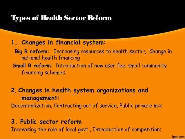 health sector reform United republic of tanzania ministry of health and social welfare health sector strategic plan july 2015 – june 2020 (hssp iv) reaching all households with.