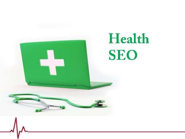 Health seo by blurbpoint