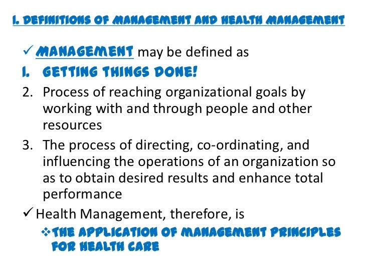 roles and functions of healthcare management This paper addresses the health care system from a global perspective and the importance of human resources management functions were merged into a role in.