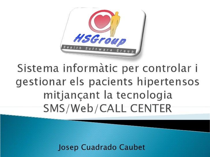 Josep Cuadrado Caubet