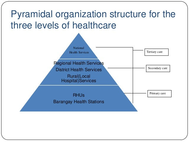 organization of healthcare delivery sys Switzerland health care systems in transition • learn in detail about different approaches to the financing, organization and delivery of health care services.
