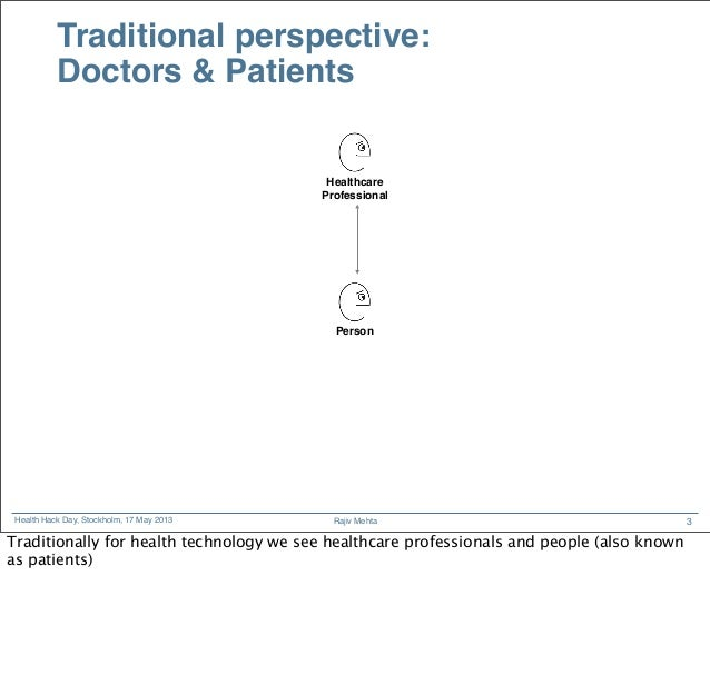 Health technology for the other 99% Slide 3