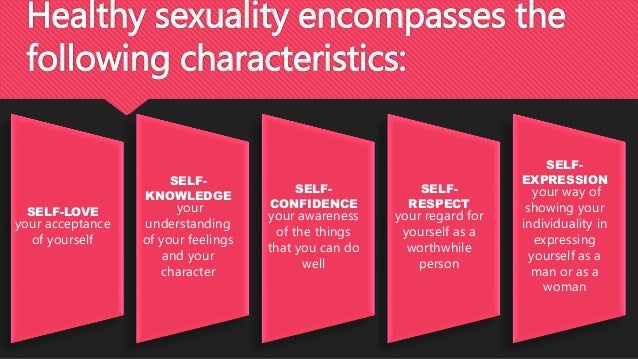 Healthy human sexuality