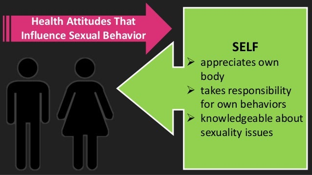How should we deal with human sexuality issues
