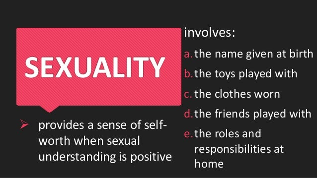 Human And Gender Sexuality