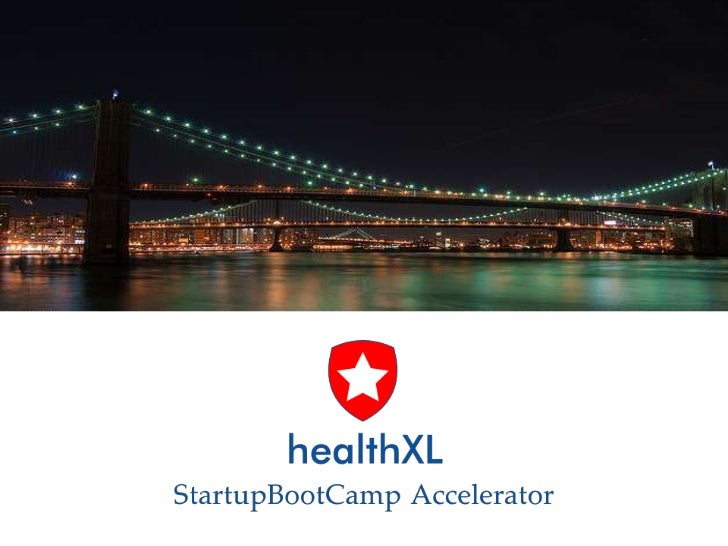 healthXL – collaboration between key industry players toaccelerate start-up in health arena3 month on site mentor lead pro...