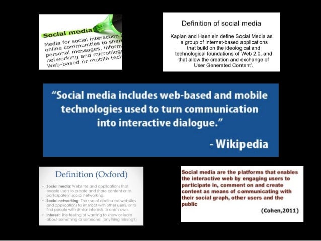 Social Media: A New Dimension In Health Research Slide 3