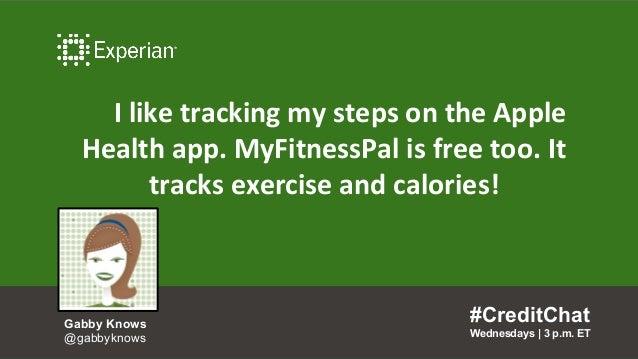 I like tracking my steps