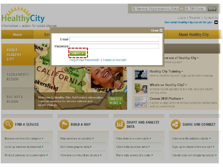 1.<br />Log in to your free account<br />…to save maps, searches, etc.<br />