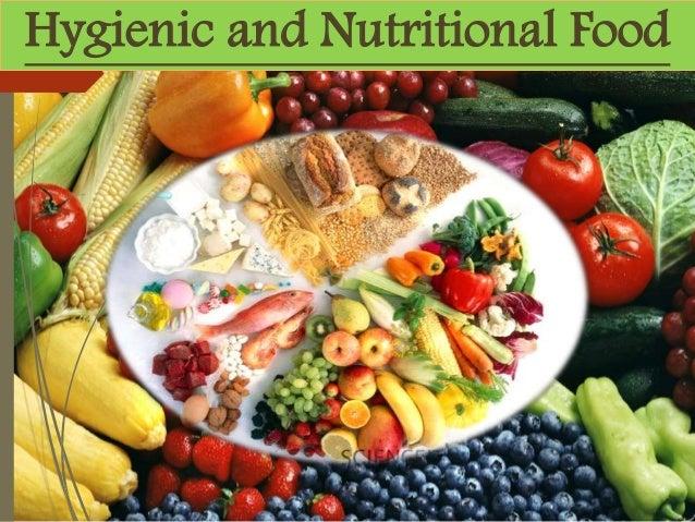 Natural hygiene diet