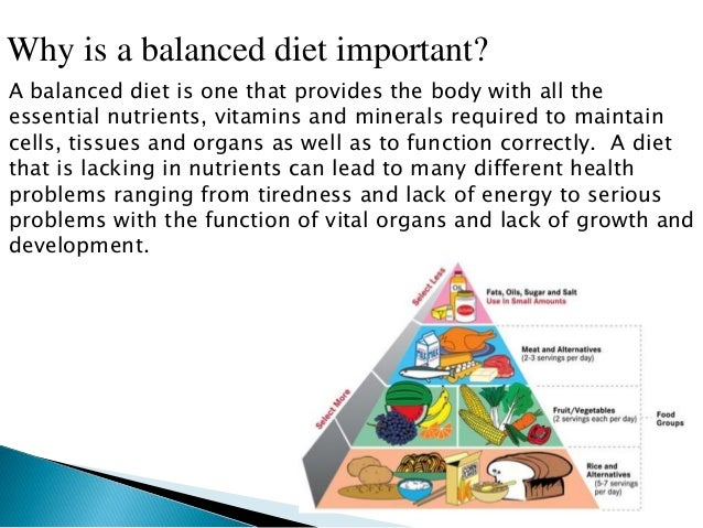 Importance of diet and exercise essay